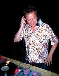 David DJing Melanies
